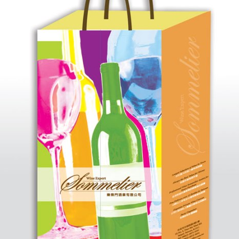 Sommelier, carry bag