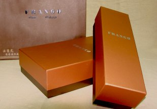 Frango, Wine gift box and carry bag