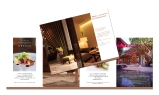 Brochure for Villa 32, Spa Resort in Taipei Taiwan