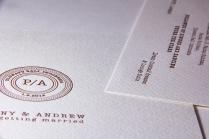 Letter Press 凸板印刷